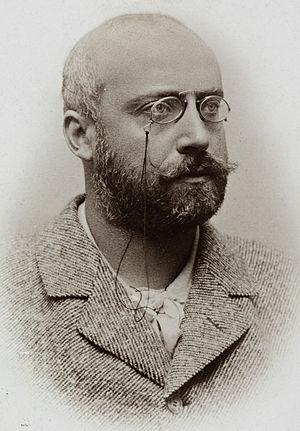 Gustaf Fröding - Fröding in 1896.