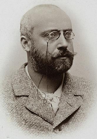 Swedish realism - Image: Gustav Fröding