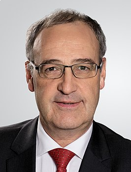 Guy Parmelin in 2016.