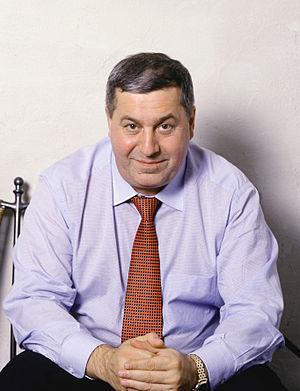 Mikhail Gutseriyev - Image: Guzeriev.Ogonek 5