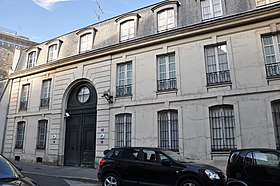 Image illustrative de l'article Hôtel de la Princesse Mathilde