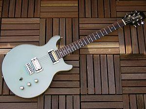 "Hamer Guitars - ""Special"" model in 1980"