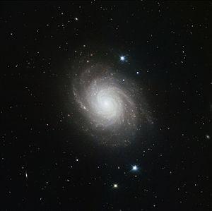 NGC 4030 - Image: HAWK I NGC 4030