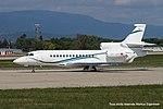 HB-JSN Dassault Falcon 7X FA7X - DGX (21188082579).jpg