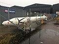HEAT-2X in front of the Copenhagen Suborbitals workshop.jpg