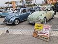 HK 中環 Central 愛丁堡廣場 Edinburgh Place 香港車會嘉年華 Motoring Clubs' Festival outdoor exhibition January 2020 SS16 Volkswagen Beetle VW Bug in Hong Kong.jpg