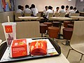 HK 麥當勞餐廳 McDonalds restaurant interior May-2012.JPG