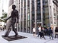 HK Kwun Tong 駿業街 Tsun Yip Street 巧明街 How Ming Street 城東誌 Landmark East art sculpture Walking East by Polo Bourieau November 2018 SSG 05.jpg