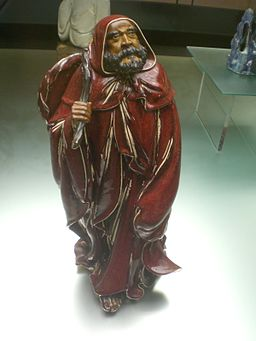 HK Museum of Art TST Bodhidharma figure 2