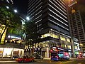 HK Wan Chai night Tai Tung Plaza Thomson Road shops Fleming Road March 2016 DSC.JPG