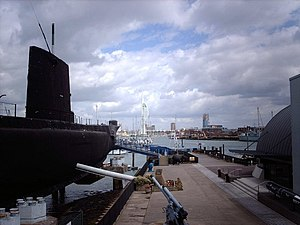National Museum of the Royal Navy - Image: HMS Alliance geograph.org.uk 593452