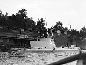 HMS C13 - Image: HMS C13 1909 Flickr 4792722861 476590e 7c 8 o
