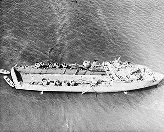 Casa Grande-class dock landing ship - HMS Highway