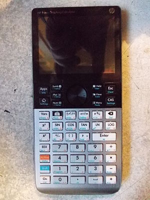 HP Prime - HP Prime Graphing Calculator