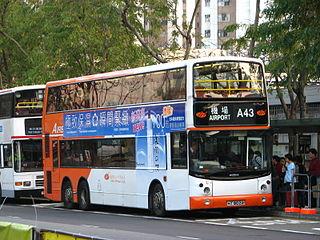 Dennis Trident 3 Low floor tri-axle double-decker bus