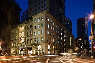 Harry Winston, Inc. - Harry Winston's headquarters, 718 5th Avenue, New York City