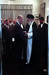 Hafez al-Assad visit to Iran, 1 August 1997 (17).jpg