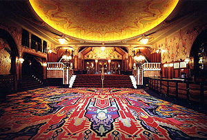 Tuschinski - Main foyer