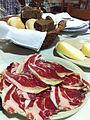Ham, bread and cheese (8907150968).jpg