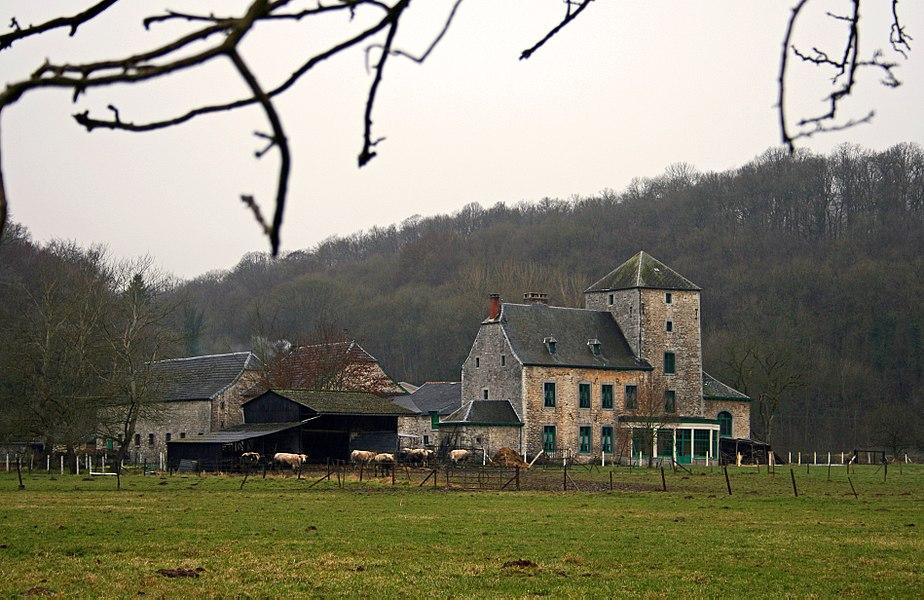 Chateau de Rennes in Hamoir