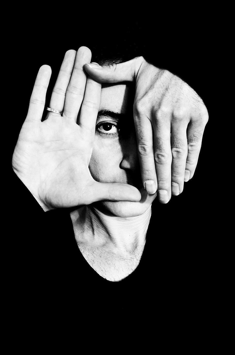 Hands Dubfire Photo