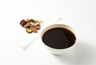 Traditional Korean medicine - hanyak (traditional medicine)