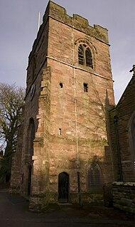 St Peters Church, Harborne Church