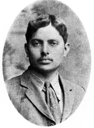 Harilal Gandhi - Image: Harilal Mohandas Gandhi in 1910