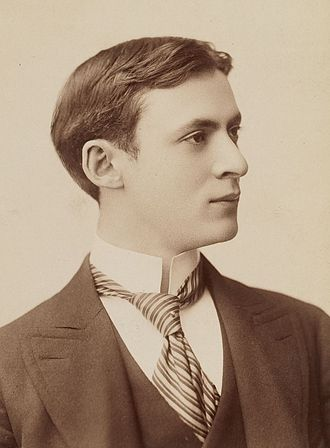 Edward Abeles - Image: Harvard Theatre Collection Edward Abeles TCS 1.25 cropped