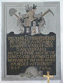 Hasenweiler Pfarrkirche Epitaph.jpg