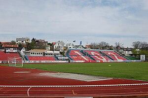 2013 Tippeligaen - Image: Haugesund stadion