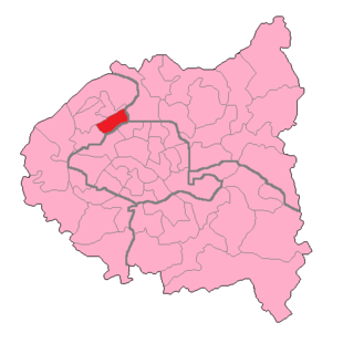 Hauts-de-Seines 5th constituency constituency of the French Fifth Republic