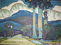 Hawaiian Landscape by Arman Tateos Manookian, 1928.jpg
