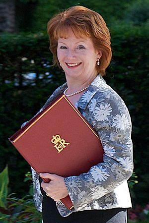 Labour Party Chair (2001) - Image: Hazel Blears, June 2009 2 cropped