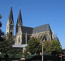 Halberstadt Cathedral Wikipedia