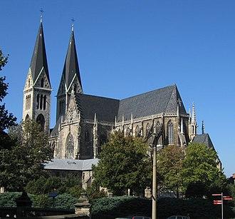 Roman Catholic Diocese of Halberstadt - Halberstadt Cathedral