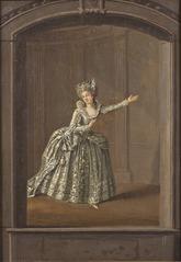 Hedvig Ulrika De la Gardie, 1761-1832, gift Armfelt