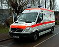 Heidelberg - Ambulance Mercedes-Benz Deutsches Rotes Kreuz HD-ZS 21 2016-01-10 15-05-04.JPG