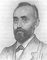 Heike Kamerlingh Onnes - 26 - Hendrik Antoon Lorentz, around 1895 by Jan Veth (1864 - 1925).png
