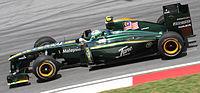 Heikki Kovalainen 2010 Malaysia 2nd Free Practice.jpg
