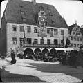 Heilbronn Marktplatz und Rathaus 1908 Sigurd Curman 3.jpg