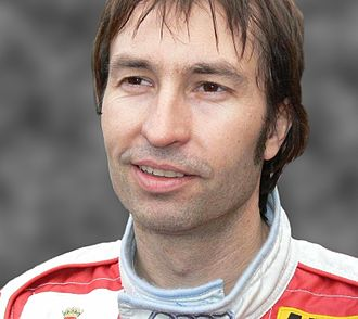 1997 FIA Formula One World Championship - Villeneuve's teammate, Heinz-Harald Frentzen (pictured in 2006), was runner-up following Michael Schumacher's disqualification from the standings at the end of the year.
