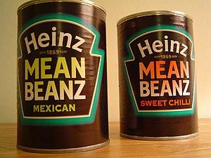 Heinz Baked Beans - Image: Heinz 2
