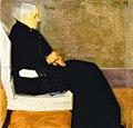 Helene Schjerfbeck - Äitini (Min mor) 1909.jpg