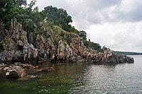 Heligdomsklipperne, Bornholm (2012-07-11), by Klugschnacker in Wikipedia (13).JPG