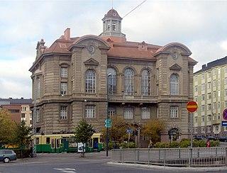 Natural History Museum of Helsinki Natural history museum in Helsinki