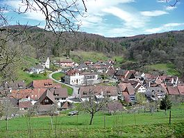 Hemmental village