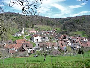 Hemmental - Hemmental village