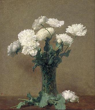 Henri Fantin-Latour - Peonies