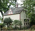 Henry Ahrens House Champaign Illinois carriage house.jpg